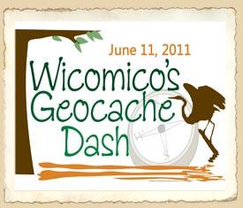 Wicomico's Geocache Dash